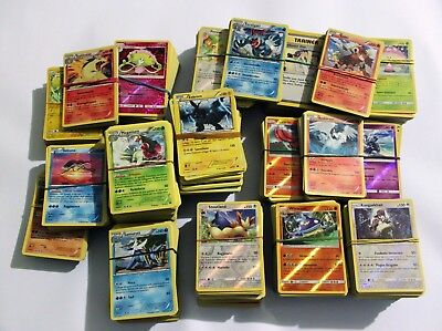 Lotto 30 50 100 carte Pokémon Rare Holo Foil tutte in italiano Pokemon