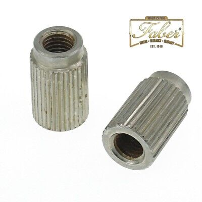 Faber TPI-INA 5/16-24 Inch TP Inserts Bushings TPI-I-NA Steel Nickel Plated Aged