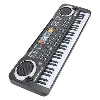 Popular 61 Key Digital Music Electronic Keyboard Kid Electric Piano Organ Gift