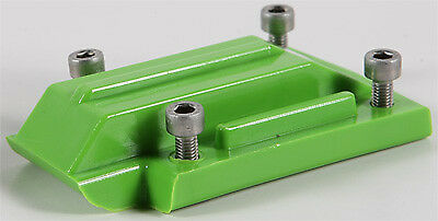 Acerbis Chain Guide Block 2.0 Insert (Green) 2411010006