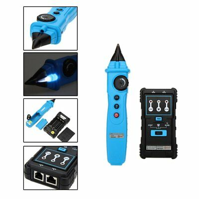 BSIDE Cable Tester Wire Tracker Network Telephone Line Tracer Toner LAN Phone n