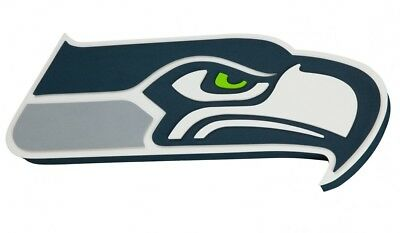 Foam Fanatics NFL SEATTLE SEAHAWKS 3D Foam Wandlogo NEU/OVP