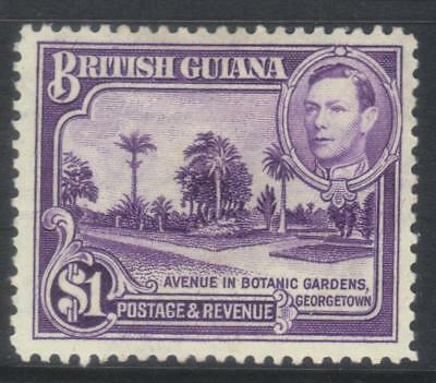 British Guiana 1938-1952 Defins Sg317 Mh Cat £27