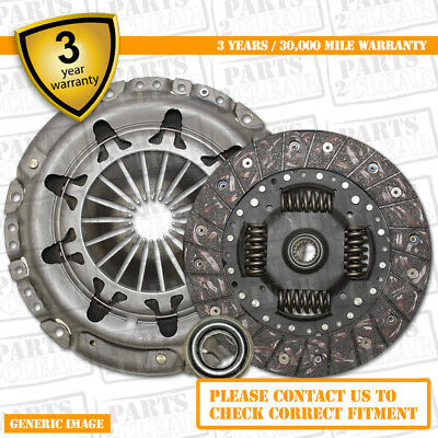 Opel Astra H 1.4 Luk Clutch Kit 3Pc 90 08//04 Estate Z14Xep Spare Part