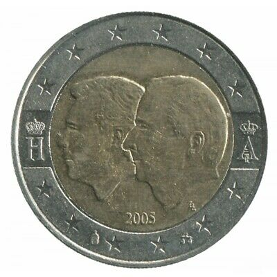 2 Euros Commemoratives Belgique 2005