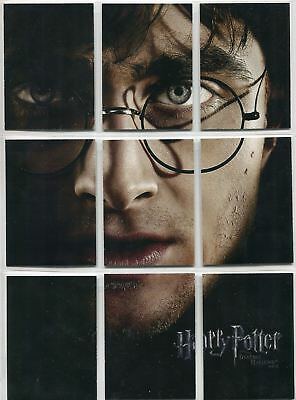 Harry Potter Deathly Hallows Part 2 Acetate Base Chase Card BC4