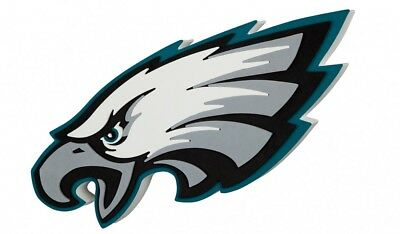 Foam Fanatics NFL PHILADELPHIA EAGLES 3D Foam Wandlogo NEU/OVP