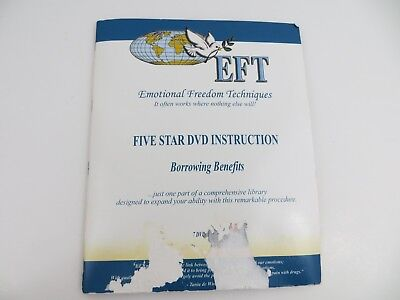 EFT Emotional Freedom Techniques DVD Borrowing Benefits loc339
