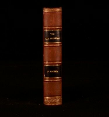 c1864 A Collection of Four Novels by J Fenimore Cooper New Edition in One Volume