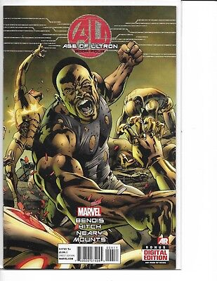 Age of Ultron Book #4 Marvel Comics