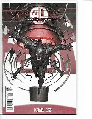 Age of Ultron Book #3 Variant Marvel Comics