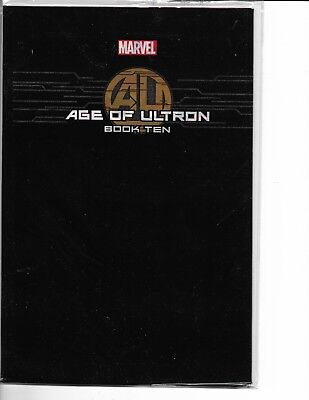 Age of Ultron Book #10 Marvel Comics