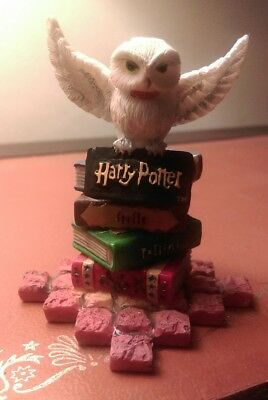 Hedwig Owl Statue Figure Enesco Harry Potter figurine