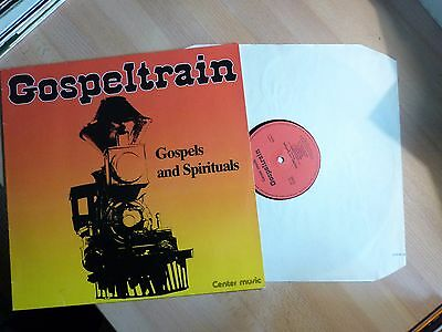 "12"" LP Xian - Gospeltrain Kreuztal - Gospel & Spirituals (16 Song) Center Music"