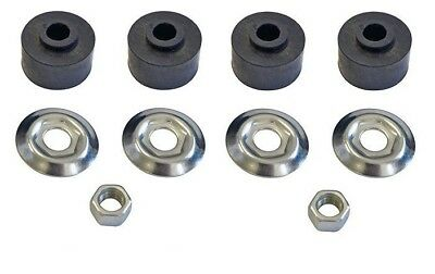 2 CLUB CAR Shock Bushing Kits 82+ DS Precedent Golf Cart  Two Front / Rear Stud