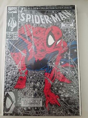 SPIDER-MAN #1-16 (1990) MARVEL COMICS FULL COMPLETE RUN OF TODD McFARLANE ISSUES