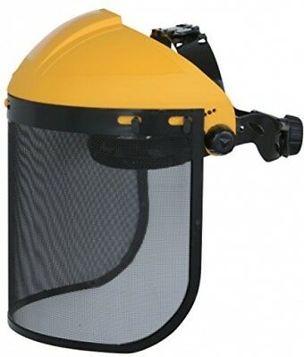 Delta Plus Pico 2 Safety Visor With Mesh Face Shield And Brow Protection