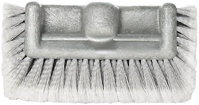 "Carrand 93111 Car Quad 10"" Brush Head, New, Free SHipping"