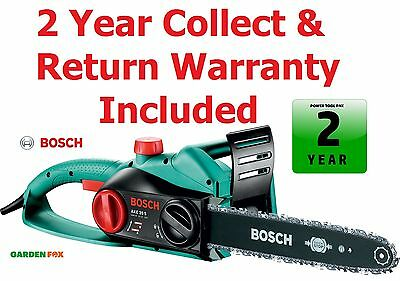 New - Bosch AKE-35S Mains Corded Electric Chainsaw 0600834570 3165140465410