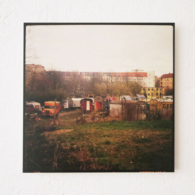 Florian Reischauer's Pieces of Berlin - Ed 1/10, 30x30cm, C-Print, ready to hang
