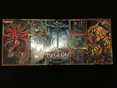 YUGIOH!! Legendary Collection  Spielmatte/Spielbrett/Playmat! Top! Doppelseitig