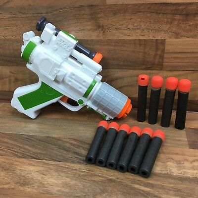 Nerf Elite N-Strike Star Wars Clone Wars Mini Blaster & 10 Whistler Darts