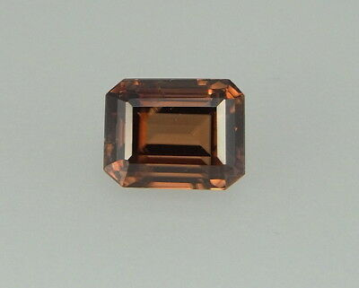 Zirkon rotbraun 4,40 ct Sri Lanka  natural redbrown Zircon  koxgems