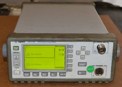 Agilent E4418B EPM Single Channel Power Meter, Guaranteed GOOD, Six Available
