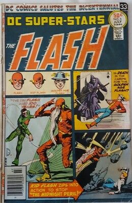 DC Super Stars #5 featuring The Flash