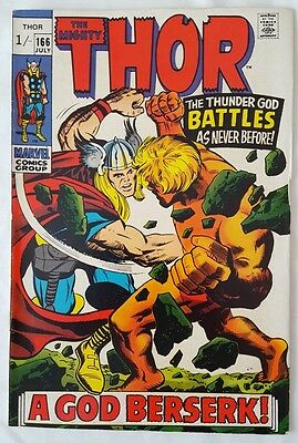 The Mighty Thor #166_Adam Warlock (Him) Appears