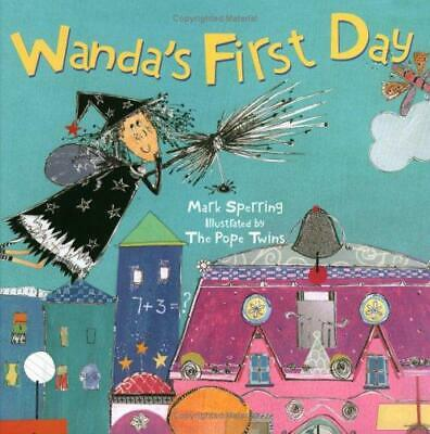 Wanda's First Day, Sperring, Mark, Good Condition Book, ISBN 9781904442134
