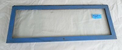 """Antique Globe Wernicke Stacking Bookcase Barrister Door 32-1/4"""" X 12-1/4"""" #1040"""