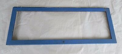 """Antique Globe Wernicke Stacking Bookcase Barrister Door 32-1/4"""" X 12-1/4 #1010"""