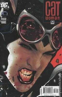 Catwoman (3rd Series) #52 2006 FN Stock Image