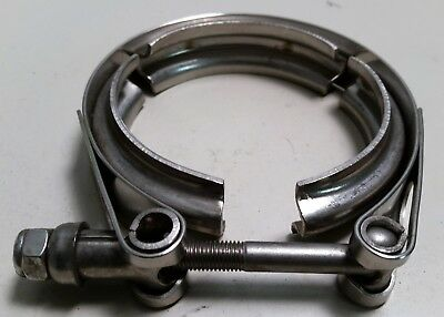 "Mohawk V-Band Clamp 99800-0382 Apex 0.255"" OD 3.695"" Assorted Brands"