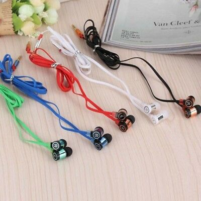 For IPhone CellPhone MP3 MP4 IPod PC Hot Headphone In-Ear Earphone 3.5mm
