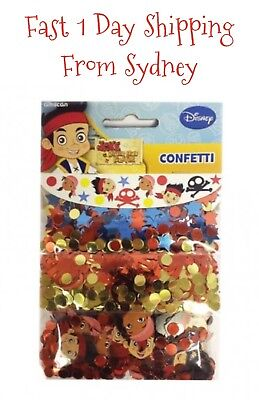jake and the neverland pirates Confetti Birthday Party Favours Pirate Boys Theme