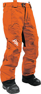 HMK Dakota Womens Snowmobile Pants Orange