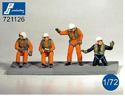 PJ Production 721126 1/72 SAR Helicopter Crew Resin Figures
