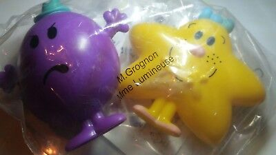 Figurine monsieur press madame lente macdo rare vente - Monsieur grognon ...