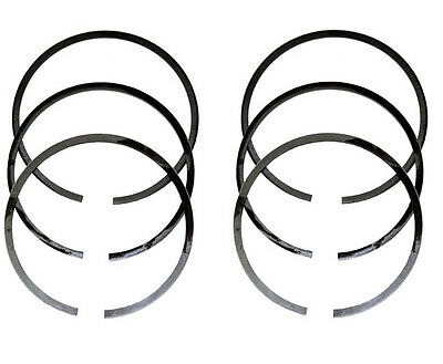 76-78 Kawasaki Kz750 Twin Standard Piston Rings Set 2 Piston Rings  11-Kz750Apr