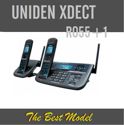 Uniden Xdect R055 1.8Ghz Digital Dect Cordless Phone+No Packaging