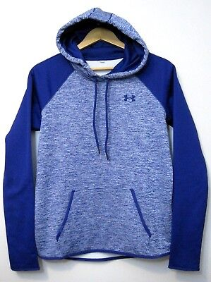 Under Armour Cold Gear Women's Small Loose Pullover Hoody