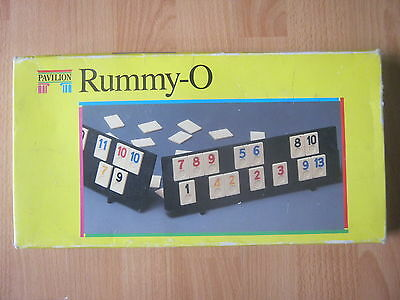 Rummy-O Game - 100 % Complete