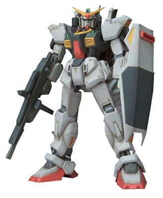 BANDAI EXTENDED MS IN ACTION !! Gundam Mk-II (AEUG color)