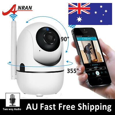 ANRAN 960P Wireless WiFi Video Camera HD 1.3MP Home Security IP Cam Outdoor IP66