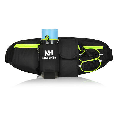 Outdoor Camping Hiking Waist Bag Cycling Sports Travel Water Bottle Bag Holder