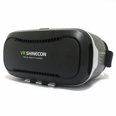 VR BOX V2.0 2nd Virtual Reality 3D Glasses for Smart Phone Google Cardboard