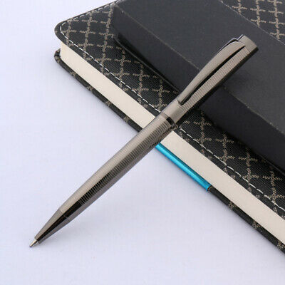 Business Writing golden silver metal classic wave gift Ballpoint Pen Best I V3P3