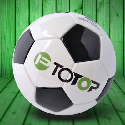 TOTOP Football Training Balls Size Anti-Slip Match Competition Soccer Ball GU